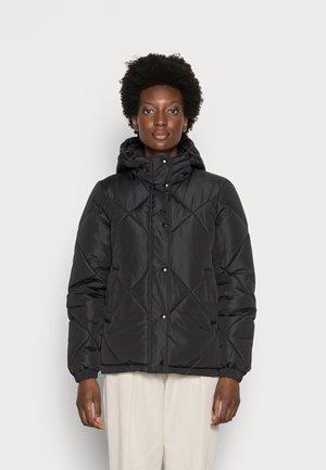 SLFMONIKA PUFFER JACKET  - Winter jacket - black