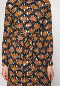 Vila - VIZINO MIDI DRESS - Shirt dress - navy blazer - 5