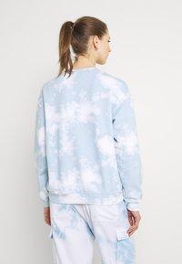 Monki - Sweatshirt - blue dusty light/blue - 2