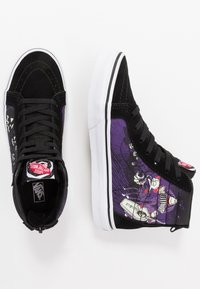 Vans - NIGHTMARE BEFORE CHRISTMAS SK8 - Sneakers high - black - 1