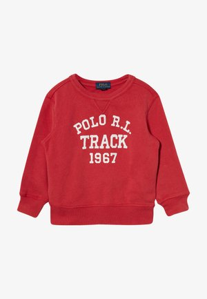 Sweatshirt - spring red