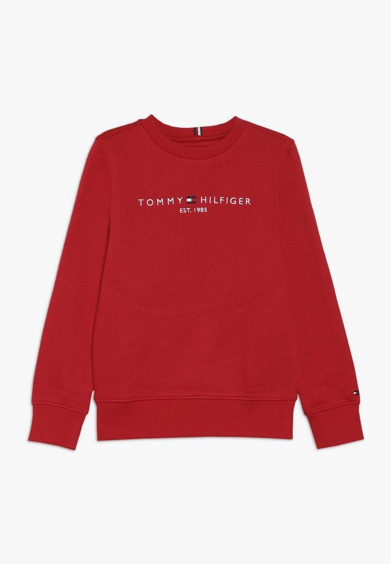 Tommy Hilfiger - ESSENTIAL - Sweatshirt - red