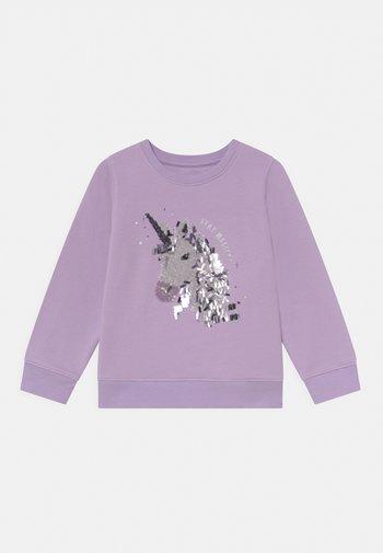 KIDS - Sweatshirt - flieder