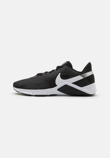 LEGEND ESSENTIAL 2 - Sports shoes - black/white/anthracite