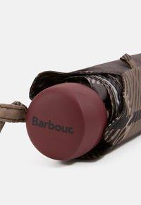 Barbour - PORTREE UMBRELLA - Umbrella - dark brown - 3