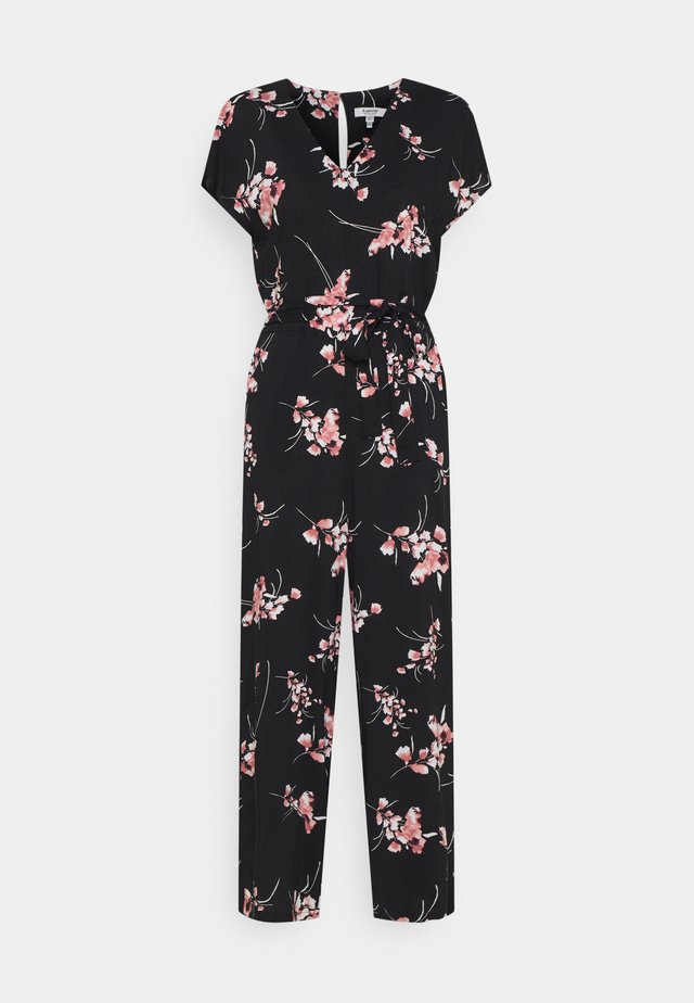 BYMMJOELLA - Jumpsuit - black/mix