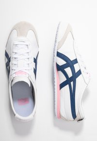 Onitsuka Tiger - MEXICO 66 - Sneakers basse - white/independence blue - 3