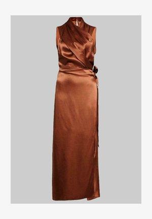 DRAPIERTES  - Maxi dress - amber