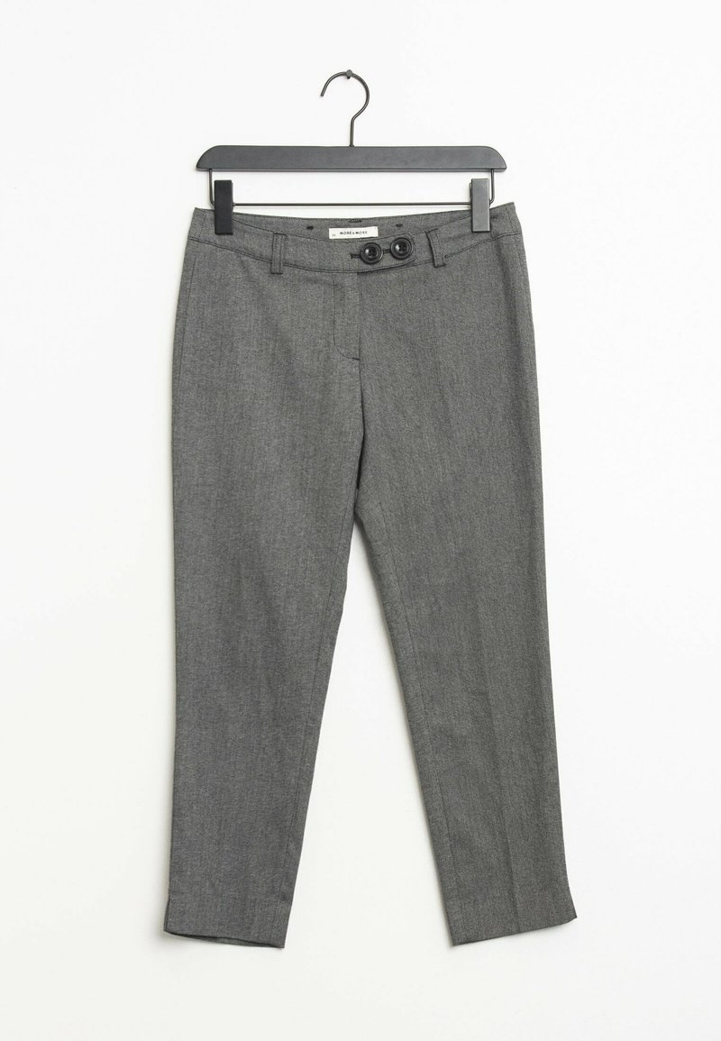 More & More - Trousers - grey