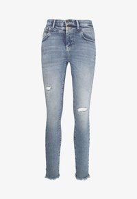 ONLY - ONLCHRISSY - Jeans Skinny Fit - light blue denim - 3