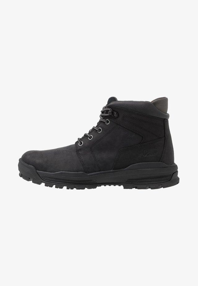 COHESION ICE WP - Snørestøvletter - black