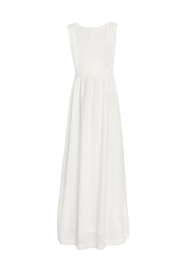 LARA - Maxi dress - ivory