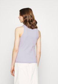 Vero Moda - VMLAVENDER - Linne - pastel lilac - 2