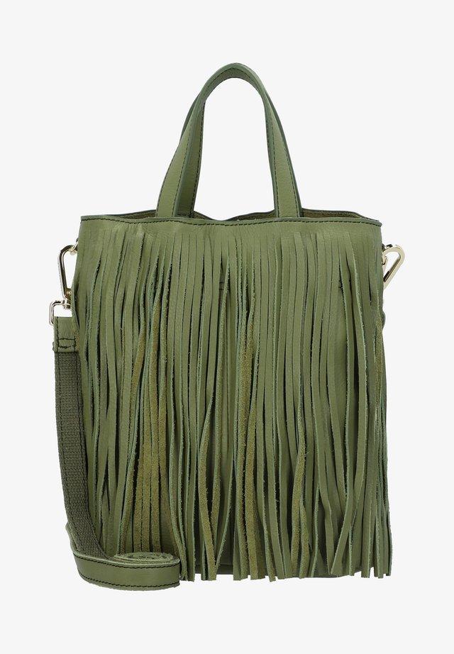 Handtas - matcha green