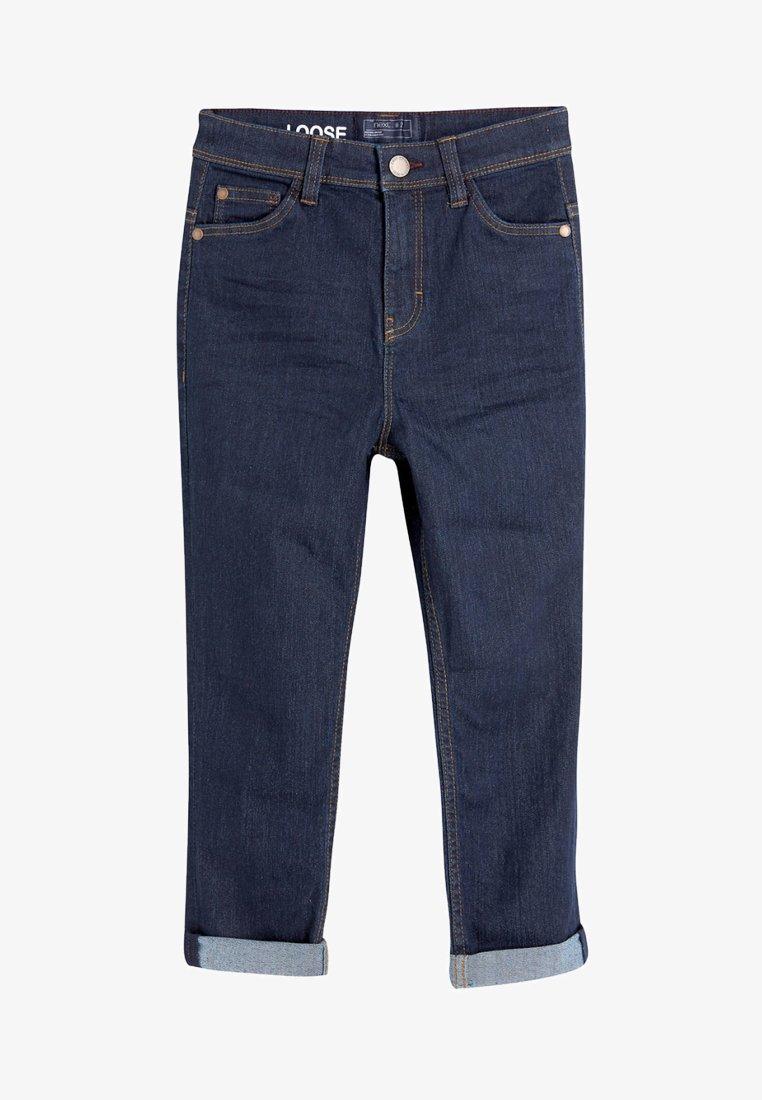 Next - Straight leg -farkut - dark blue