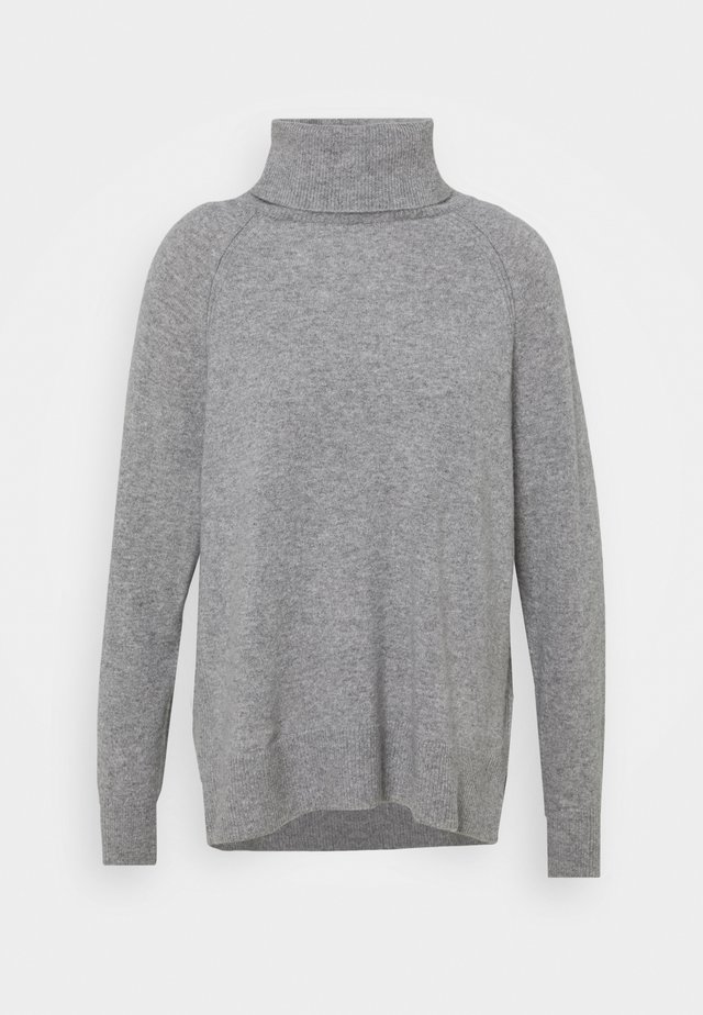 ROLL NECK  - Pullover - grey