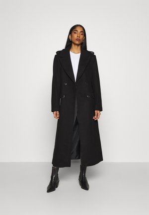 MATHILDE GØHLER BLEND COAT - Kappa / rock - black