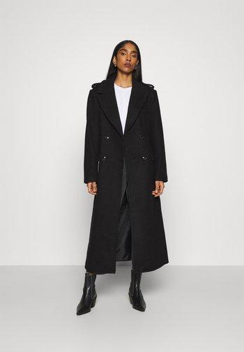 MATHILDE GØHLER BLEND COAT - Classic coat - black
