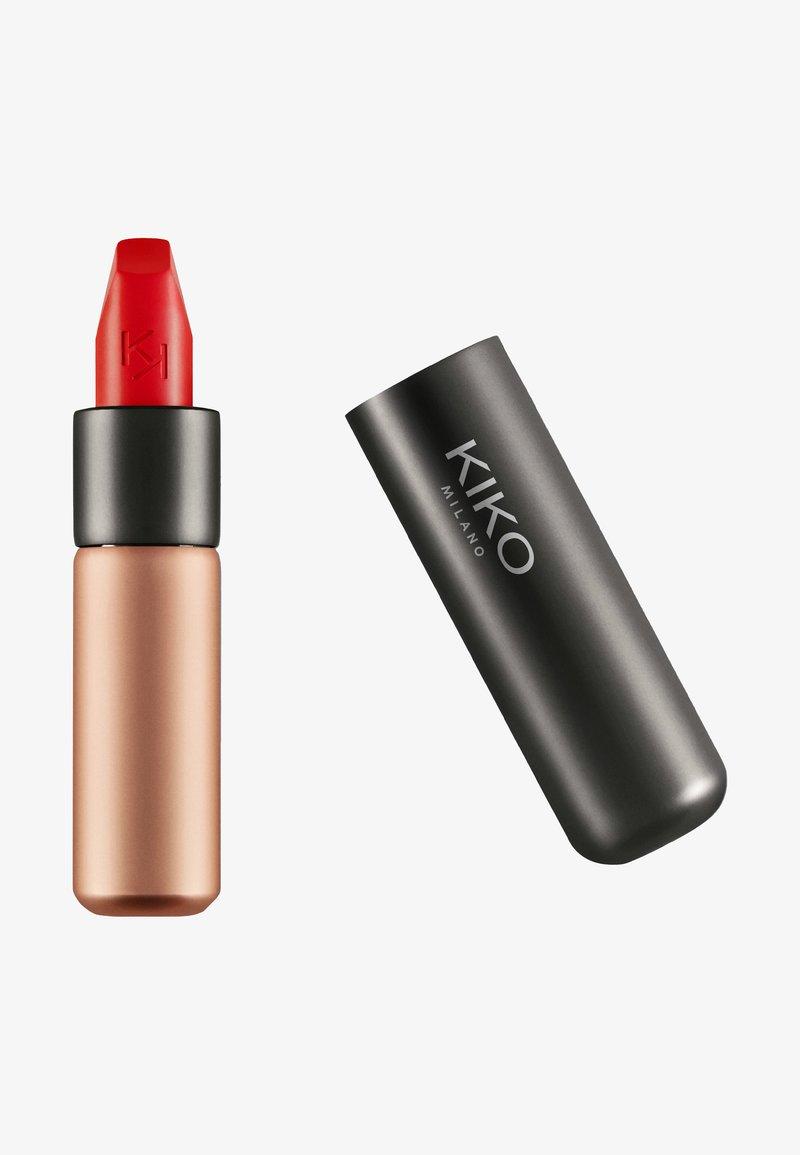 KIKO Milano - VELVET PASSION MATTE LIPSTICK - Lipstick - 311 poppy red