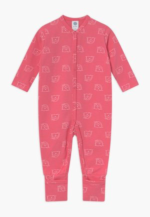 OVERALL LONG BABY - Pyjamas - camellia rose