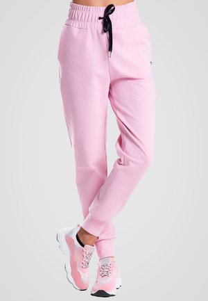 ULTIMATE  - Tracksuit bottoms - rose