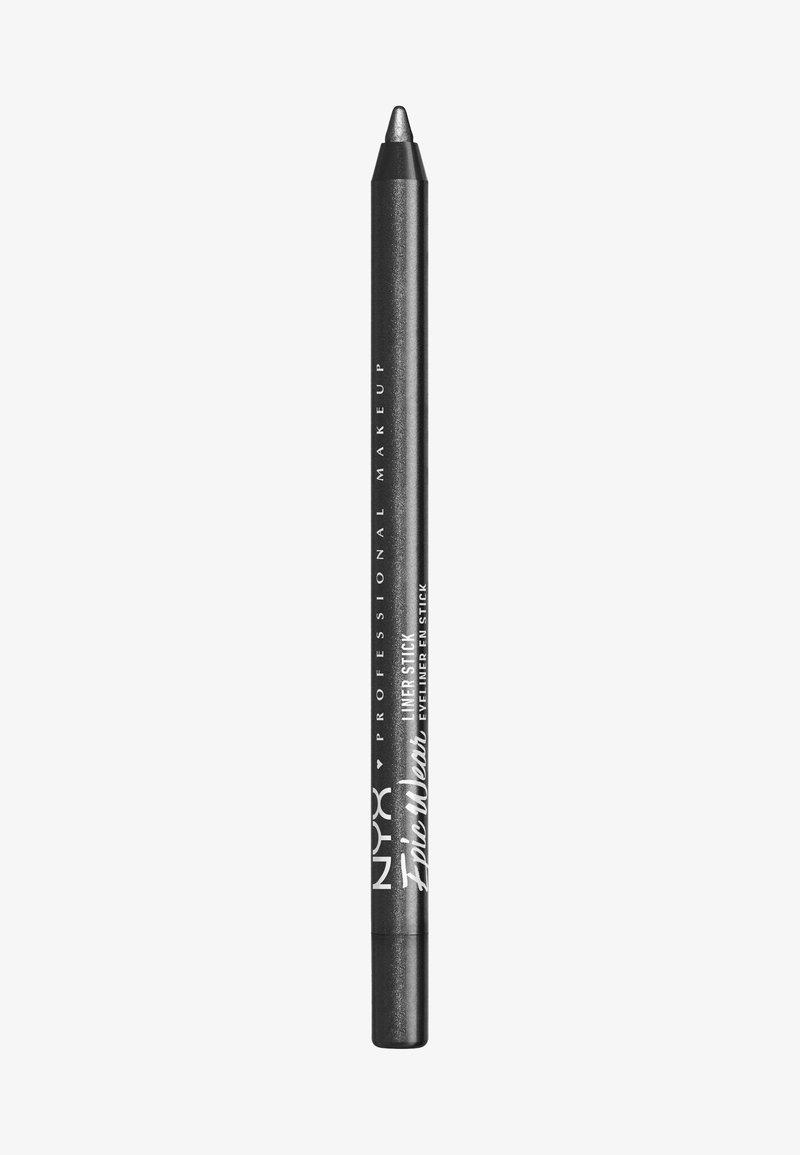 Nyx Professional Makeup - EPIC WEAR LINER STICKS - Eyeliner - 05 gunmetal gaze