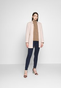 ONLY - ONLSOHO COATIGAN  - Short coat - etherea/melange - 1