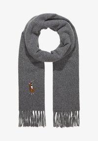 Polo Ralph Lauren - BIG MULT - Szal - fawn grey heather - 2