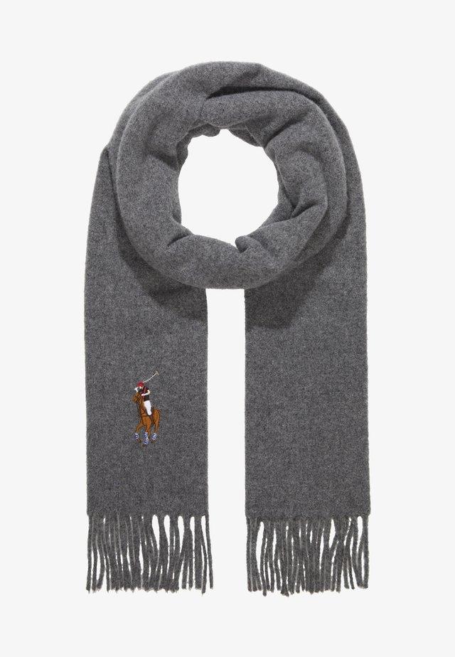 BIG MULT - Scarf - fawn grey heather
