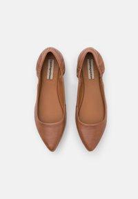 Copenhagen Shoes - Ballerina's - cognac - 5