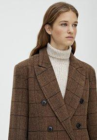 PULL&BEAR - Manteau court - brown - 4