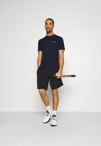 Lacoste Sport - TENNIS - T-shirt basic - navy blue - 1
