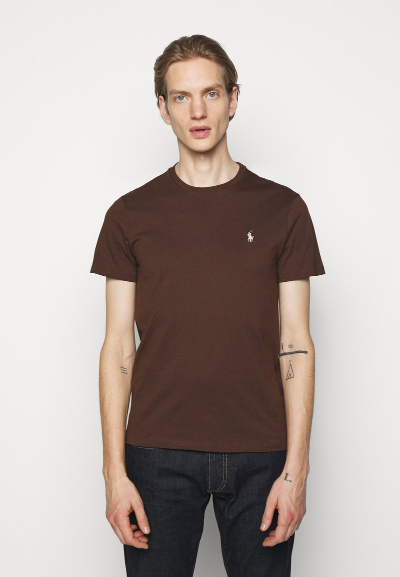 Polo Ralph Lauren - T-shirt basique - cooper brown