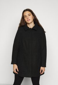 City Chic - COAT SWEET DREAMS - Classic coat - black - 3
