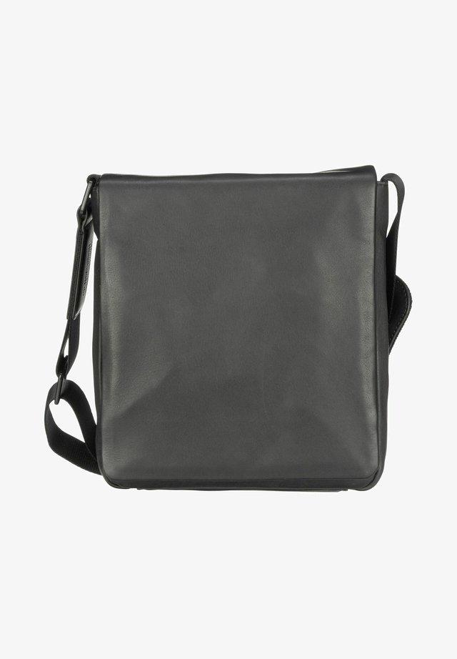 DEN HAAG - Across body bag - schwarz