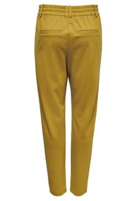 ONLY - POPTRASH EASY COLOUR  - Tracksuit bottoms - harvest gold - 4