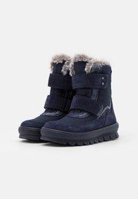Superfit - FLAVIA - Winter boots - blau - 1