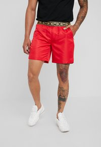 Glorious Gangsta - Tracksuit bottoms - red - 0
