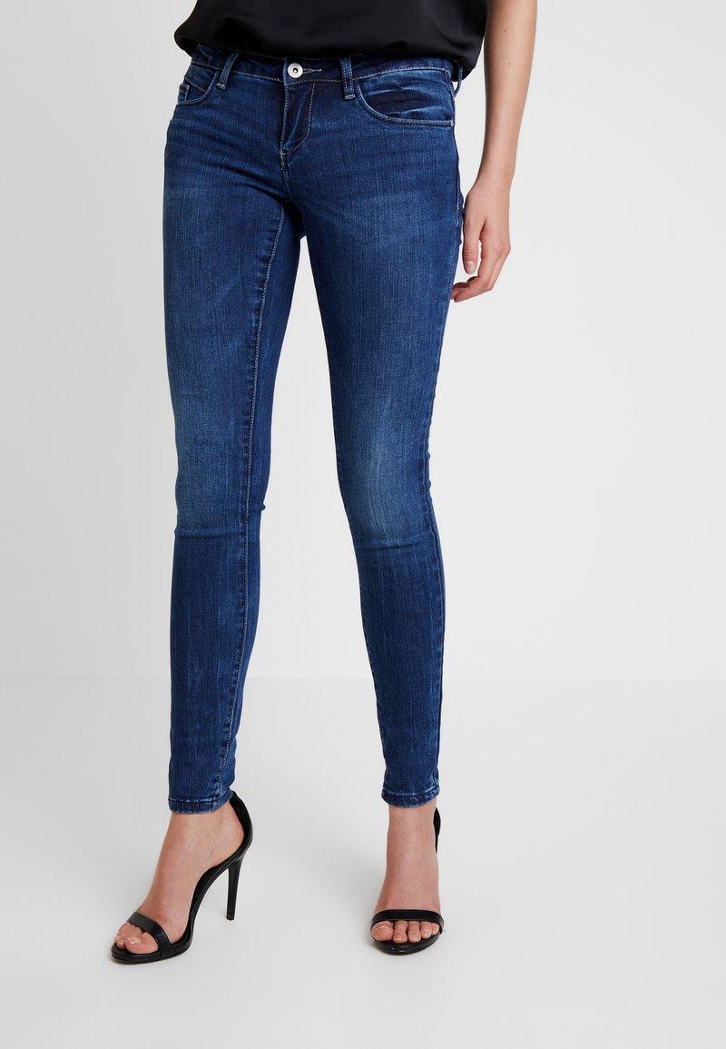 ONLY - ONLCORAL - Jeans Skinny Fit - medium blue denim