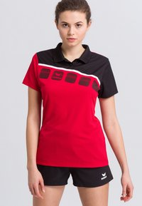 Erima - Sports shirt - red/black/white - 0