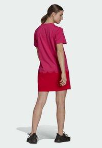 adidas Performance - MARIMEKKO  - Jersey dress - pink - 2