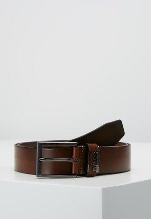 SENOL - Belt business - medium brown