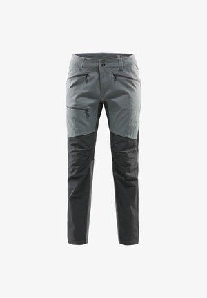 RUGGED FLEX PANT - Outdoor-Hose - magnetite/true black long
