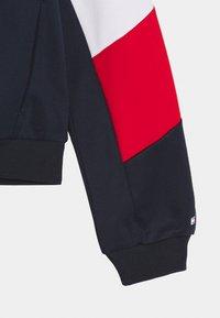 Tommy Hilfiger - SPORT ZIP THROUGH - Zip-up hoodie - blue - 2