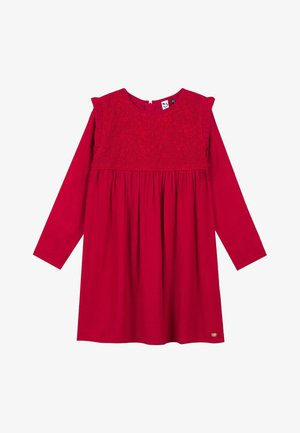 Day dress - cherry