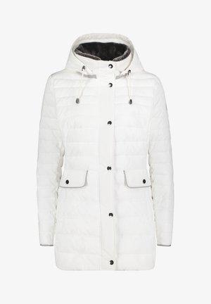Winter coat - weiß