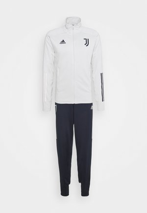 JUVENTUS AEROREADY SPORTS FOOTBALL TRACKSUIT - Equipación de clubes - grey/legend ink