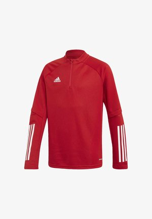 CONDIVO 20 TRAINING TOP - Long sleeved top - red