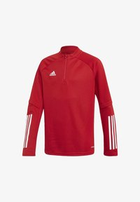 adidas Performance - CONDIVO 20 PRIMEGREEN TRACK - Long sleeved top - red - 0