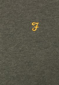 Farah - TIM CREW - Felpa - evergreen marl - 5